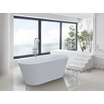 Tranquility Marble Stone Freestanding Bathtub
